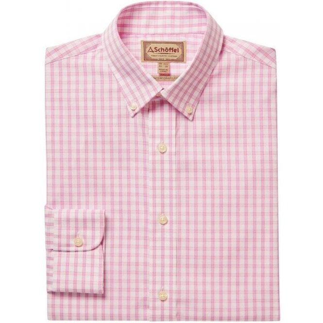 Schoffel Harlyn Tailored Fit Shirt