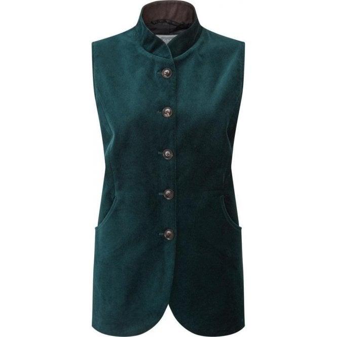 Schoffel Ladies Nehru Waistcoat