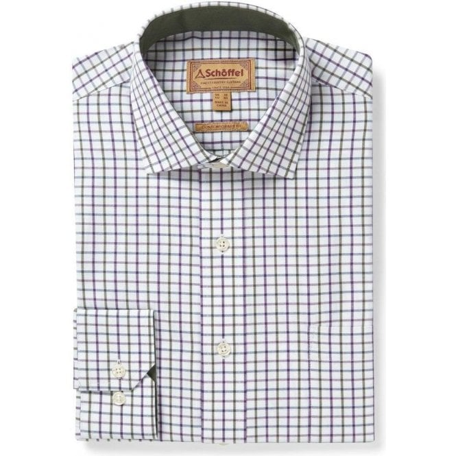 Schoffel Milton Tailored Shirt