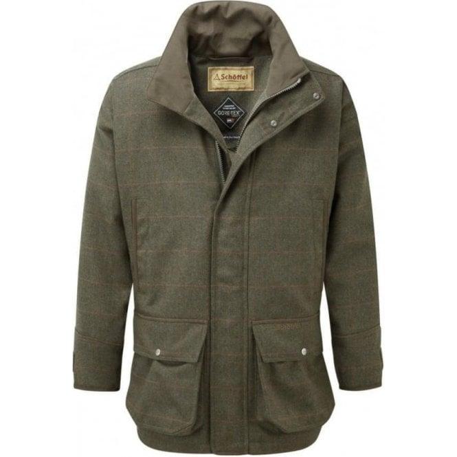 Schoffel Ptarmigan Tweed Coat