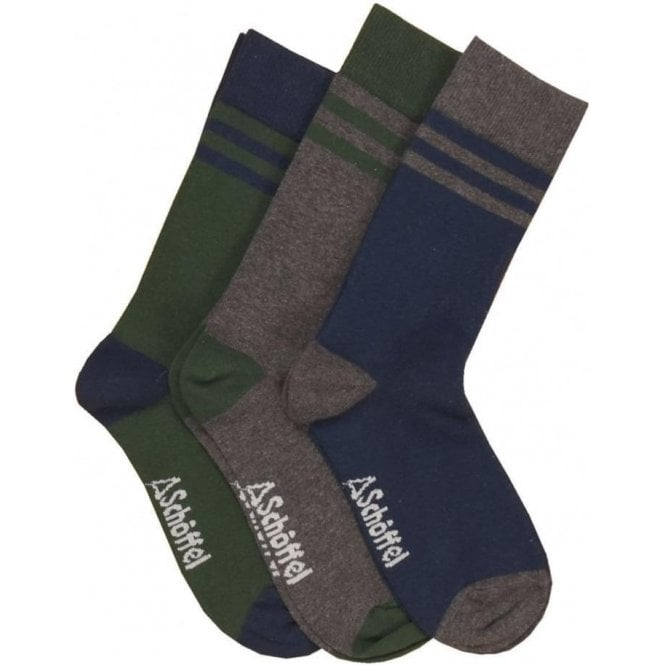 Schoffel Rock Sock (Pack of 3)