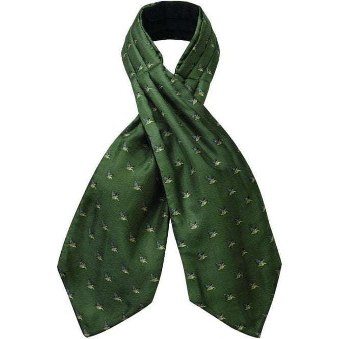 Schoffel Silk Shooting Cravat