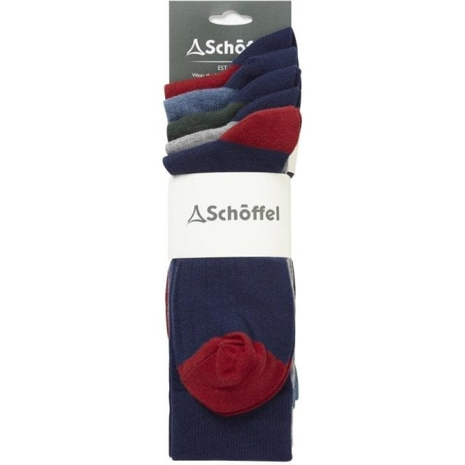 Schoffel Spey Sock (Pack of 5)