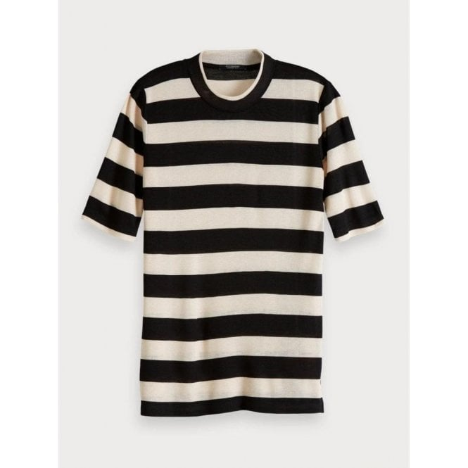 Scotch & Soda High Neck T-Shirt
