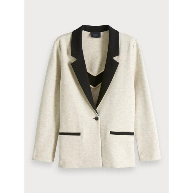 Scotch & Soda Sweat Blazer