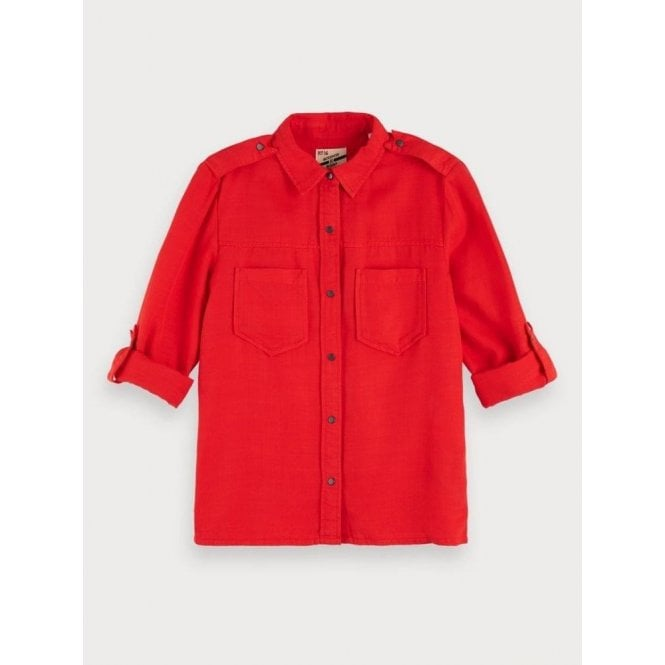 Scotch & Soda Workwear Shirt