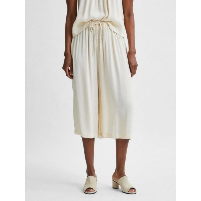 Selected Femme Comfortable Wide Trousers
