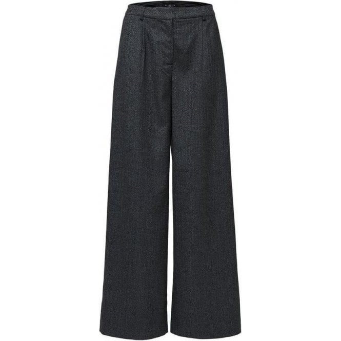 Selected Femme High Waist Trousers