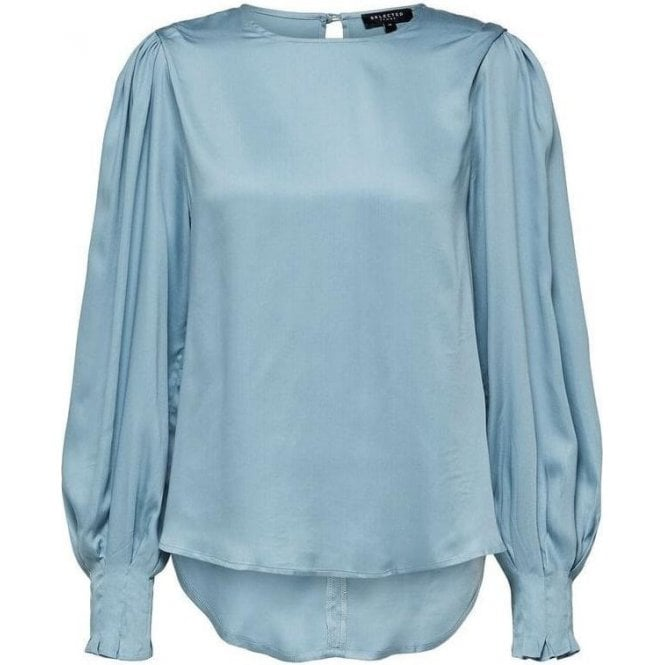 Selected Femme Light Long Sleeved Top