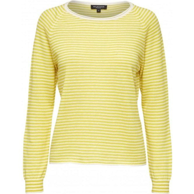 Selected Femme Striped Jumper