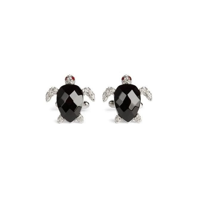 Simon Carter Darwin Turtle Cufflinks
