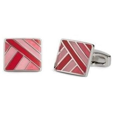 Enamel Gradient Cufflinks