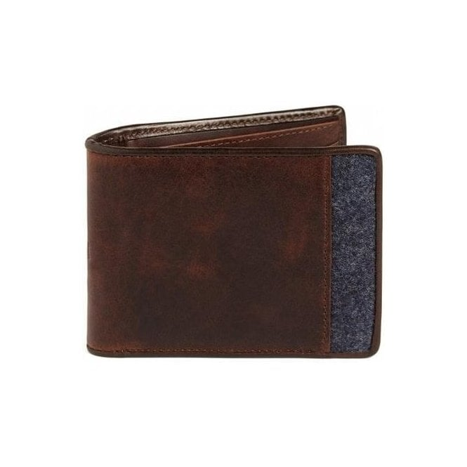 Simon Carter Jeans Wallet RAF Antiqued Leather