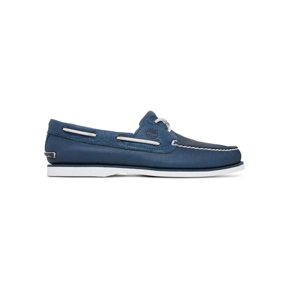 Timberland Classic 2 Eye Boat Shoe - Mens Deck Shoes  O C Butcher f8fb2f207f3f