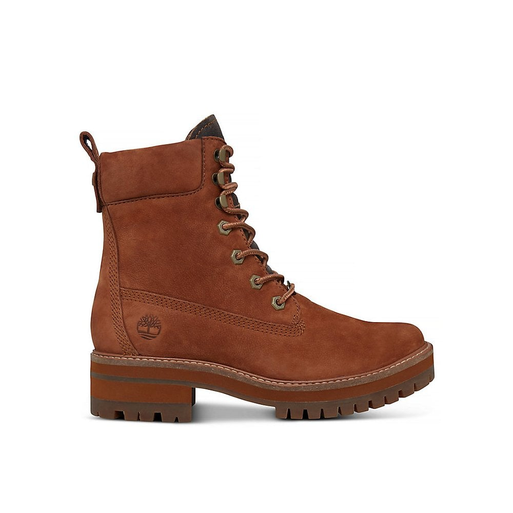 Timberland Women's Lace up boots COURMAYEUR VALLEY Lace