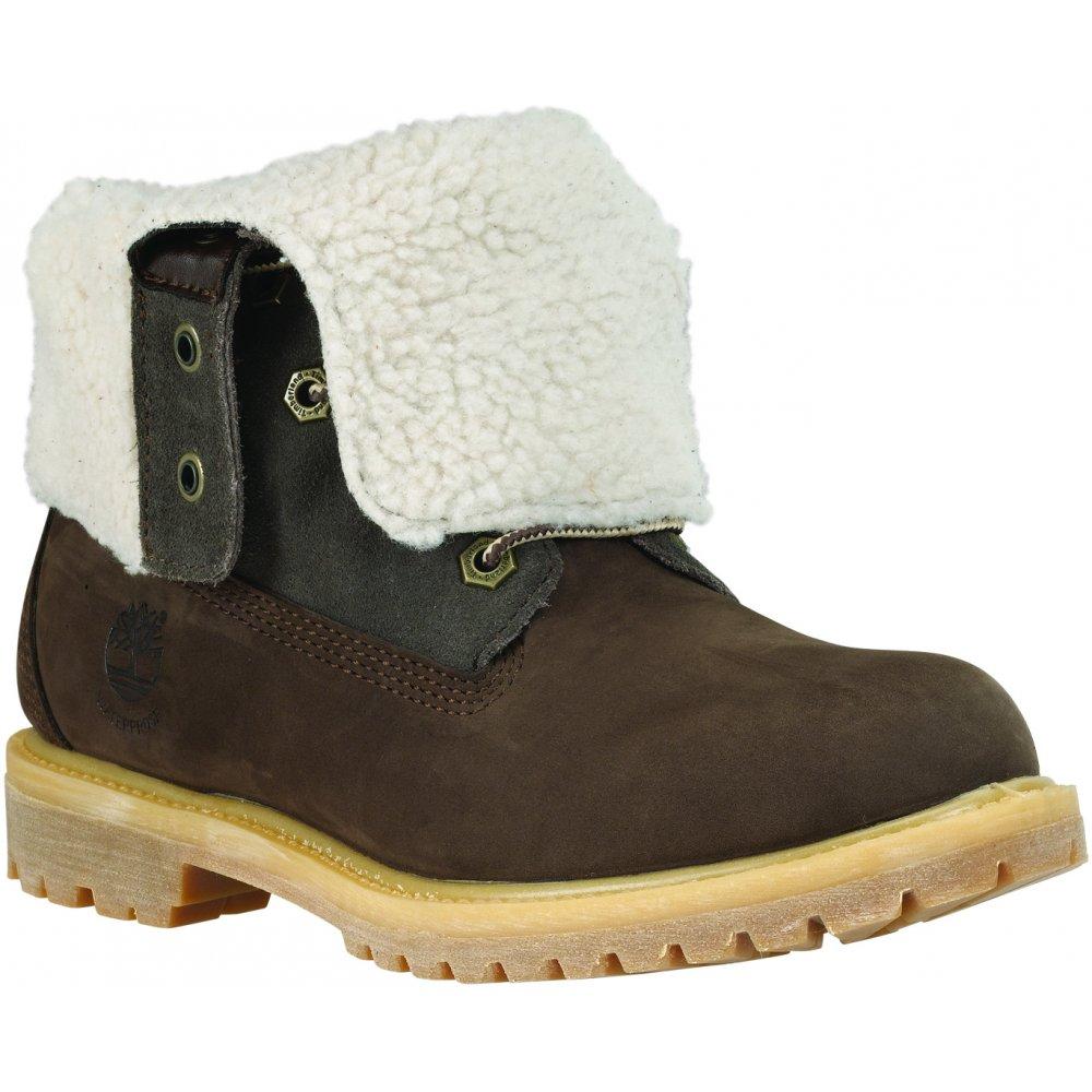 2ea30ffb12a Timberland Earthkeepers® Authentics Teddy Fleece Waterproof Fold ...