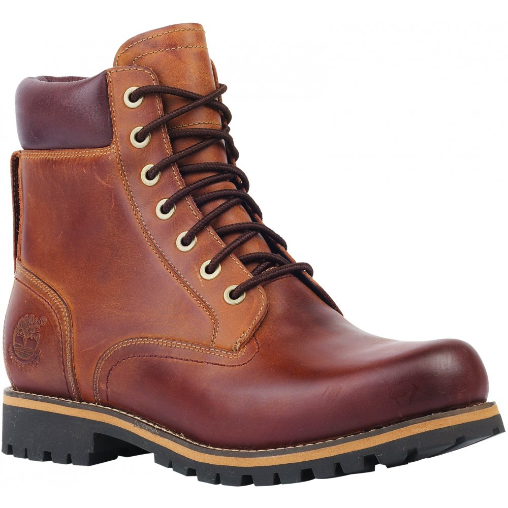 7cfc5df88ea Timberland Earthkeepers® Rugged 6-Inch WP Plain Toe Boot