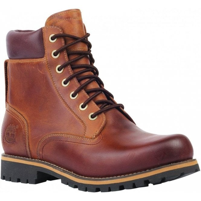 Timberland Earthkeepers® Rugged 6-Inch WP Plain Toe Boot