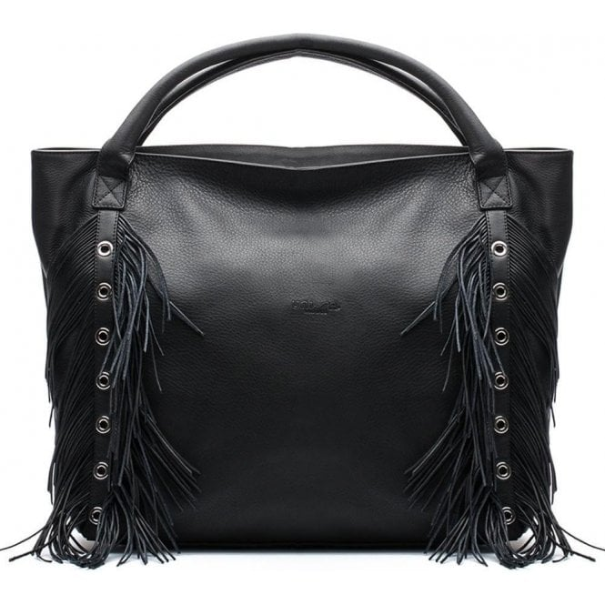 Unisa Leather Tote Bag
