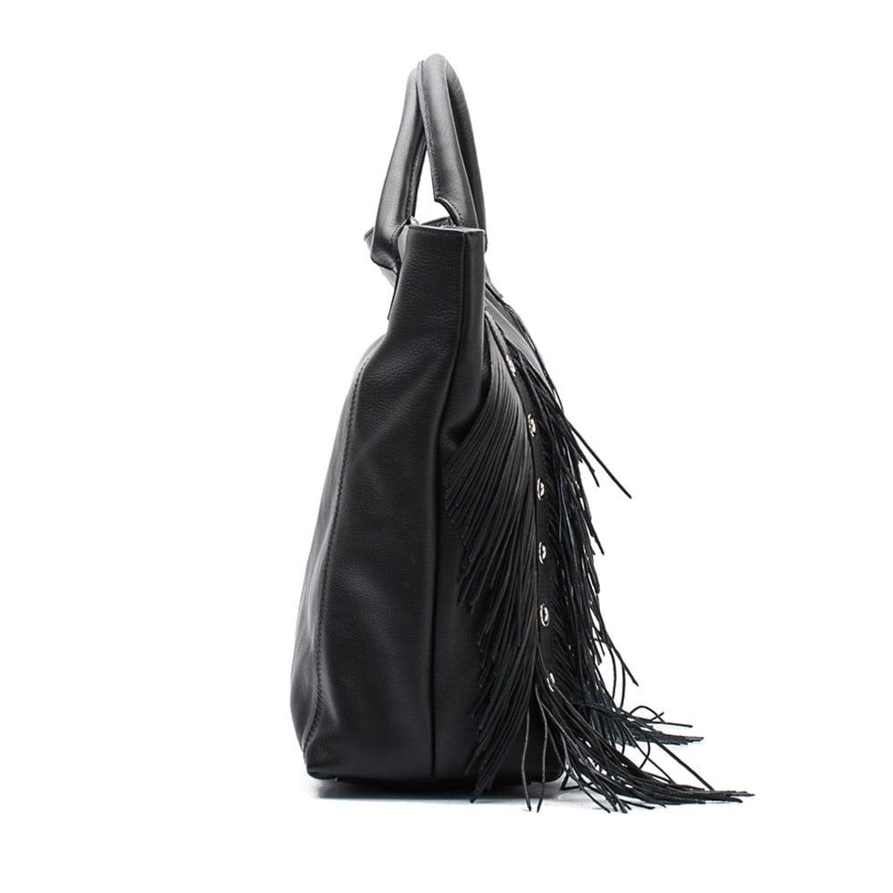 b9b1b278 Unisa Leather Tote Bag