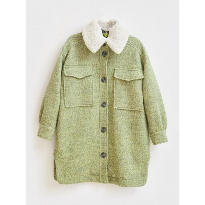 White Stuff Maddison Wool Coat